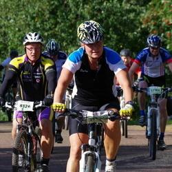 Cycling 90 km - Sören Johansson (8126), Diana Mickels (11134)