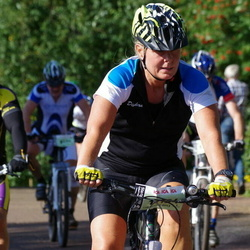 Cycling 90 km - Diana Mickels (11134)