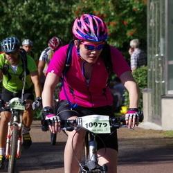 Cycling 90 km - Caroline Glännerud (10979)