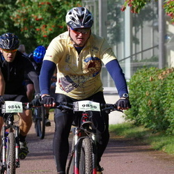 Cycling 90 km - Andreas Helmersson (9844), Anders Frisinger (9850)