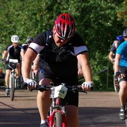 Cycling 90 km - Anders Wåhlin-Edwall (7418)