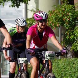 Cycling 90 km - Louise Carlsson (12076), Fredrik Hansson (13032)