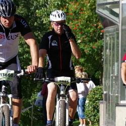 Cycling 90 km - Bengt Gustafsson (9885), Andreas Edorsson (14218)