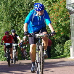Cycling 90 km - Jan-Åke Jeppsson (9810)