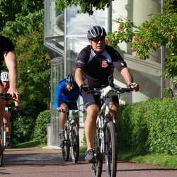 Cycling 90 km - Ulf Liljengren (10198), Arne Kristian Billkvam (13084)