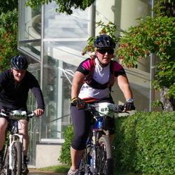 Cycling 90 km - Maria Stråhle (8884), Dennis Af Forselles (11618)