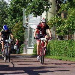 Cycling 90 km - Roger Ekeroos (8595), Henrik Johansson (14211)