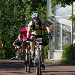 Cycling 90 km - Axel Johansson (11872)