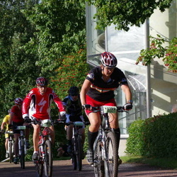 Cycling 90 km - Christine Sisell (12199)