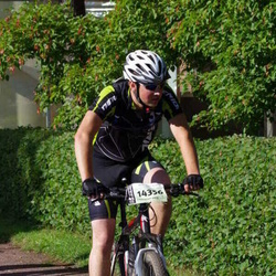 Cycling 90 km - Henrik Hamberg (14356)
