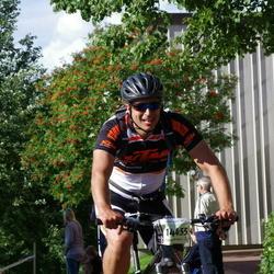 Cycling 90 km - Henrik Hjelte (14455)