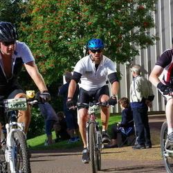Cycling 90 km - David Kinnerberg (11823), Stefan Axelsson (11995), Mats Hagberg (12286)