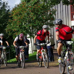 Cycling 90 km - Christian Melin (14353), Daniel Nyman (14354)