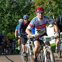 Cycling 90 km - Rainer Eklöf (9753), Henrik Turesson (14803)
