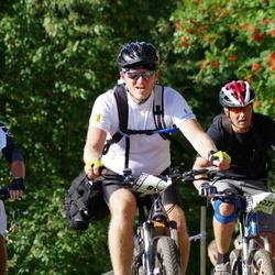 Cycling 90 km - Peo Svahn (891), Anders Hagberg (8560), Johan Wiberg (14227)