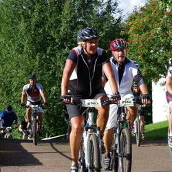 Cycling 90 km - Anders Hagberg (8560), Anette Hagberg (8562), Per Malmqvist (14927)
