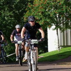 Cycling 90 km - Bengt Sundberg (11545), David Holmgren (11933)