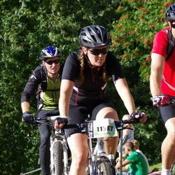 Cycling 90 km - Åsa Magnusson (11387)