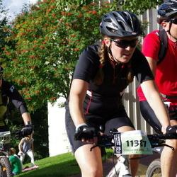 Cycling 90 km - Mats Backlund (11386), Åsa Magnusson (11387)