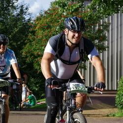 Cycling 90 km - Carin Rydsbo (10875)