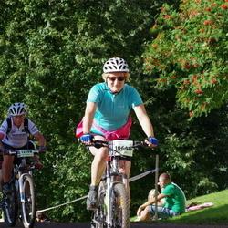 Cycling 90 km - Jeanette Eklöf (10646), Anna-Lena Wallvik (12198)