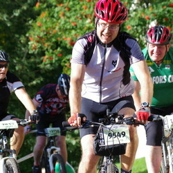 Cycling 90 km - Fredrik Kansbod (9549), Pär Landström (11807)
