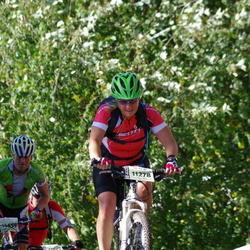 Cycling 90 km - Karin Berglund (11278), Jean-Pierre Bergstén (14655)