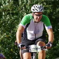 Cycling 90 km - Fredrik Edström (14389)