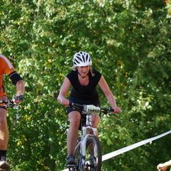 Cycling 90 km - Jan-Olof Johansson (11506), Camilla Johansson (14954)