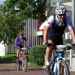 Cycling 90 km - Gordon Odenbark (12084), Henrik Hoff (13130)