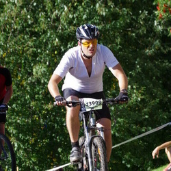 Cycling 90 km - Herman Fernström (13909)