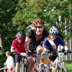 Cycling 90 km - Ulf Hansson (11754), Eva Hansson (11791)