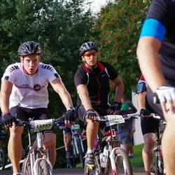 Cycling 90 km - Henrik Land (12566), Rasmus Bramskog (13727)