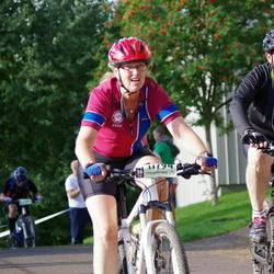Cycling 90 km - Anders Karlsén (10565), Marita Karlsson Mood (11794)