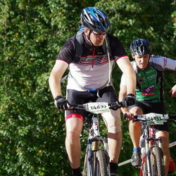 Cycling 90 km - Andreas Augustsson (14637), Benny Gustavsson (14853)