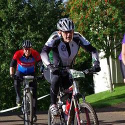 Cycling 90 km - Peppe Eriksson (10604), Anders Sjögren (13569)