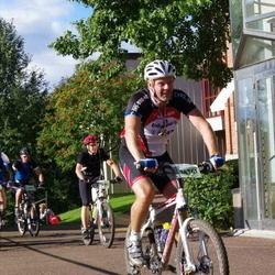 Cycling 90 km - Dan Marsch (14361), Jenny Åkerström (14950)