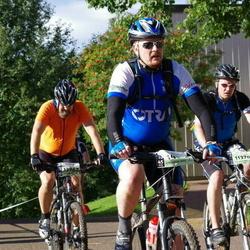 Cycling 90 km - Erik Linner (11370), Frank Löfskog (13962)
