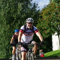 Cycling 90 km - Daniel Collin (11440)