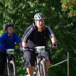 Cycling 90 km - Elvis Alexandersson (10636), Henrik Harlitz (11116)