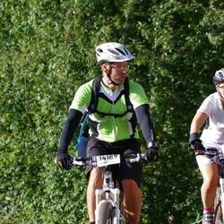 Cycling 90 km - Jenny Hammar (14189)