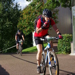 Cycling 90 km - Henriette Melin (8345)