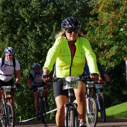 Cycling 90 km - Janet Hansson (9891)