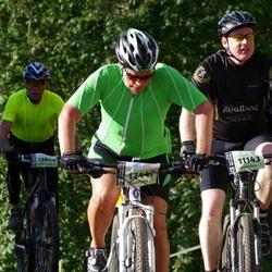 Cycling 90 km - Jonas Pedersen (11143), Agneta Heidenback (12447)