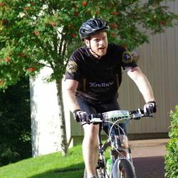 Cycling 90 km - Daniel Pedersen (10917)