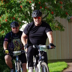 Cycling 90 km - Mats Hansson (9991), Christer Jonsson (14454)