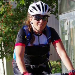 Cycling 90 km - Cecilia De Besche (10906)
