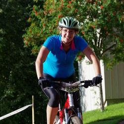 Cycling 90 km - Åsa Källback (14143)