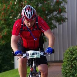 Cycling 90 km - Daniel Wisarve (13884)
