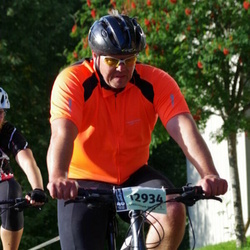 Cycling 90 km - Anders Bustad (12934)
